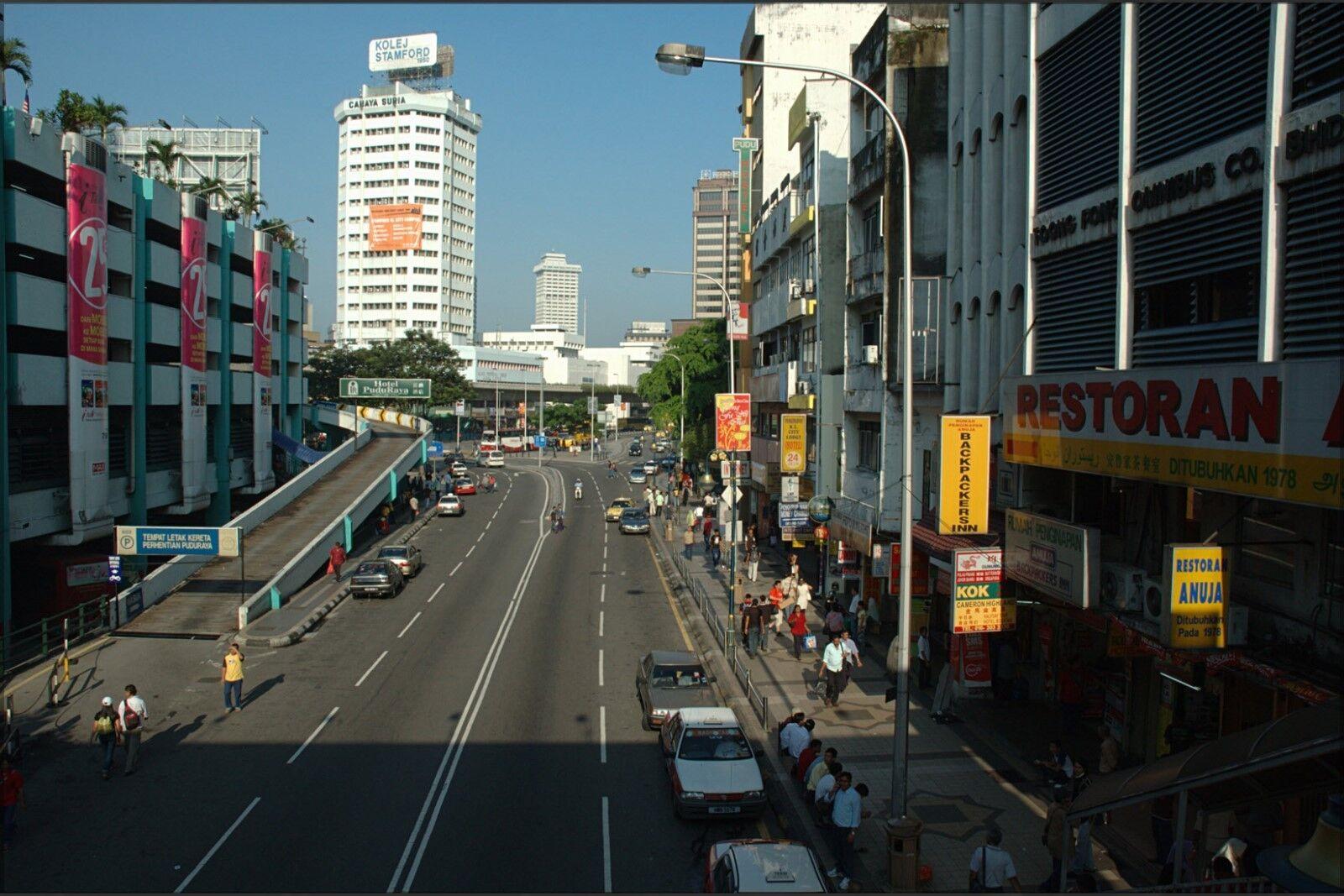 Plakat, Viele Größen; Jalan Pudu 20070218 003