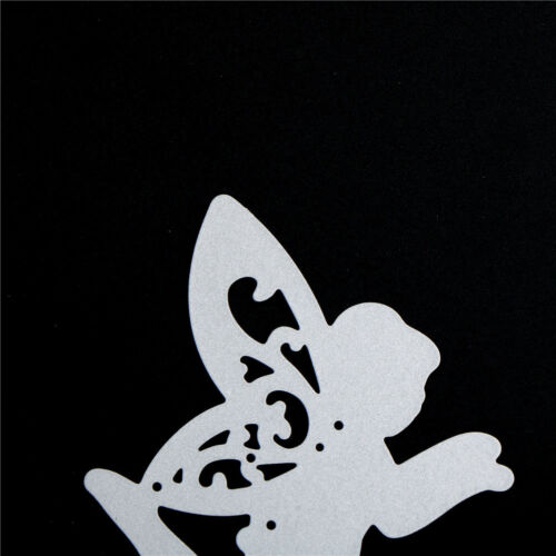 1pc Flying fairy Metal Cutting Dies For DIY Scrapbooking Album DIY Paper CardsHG