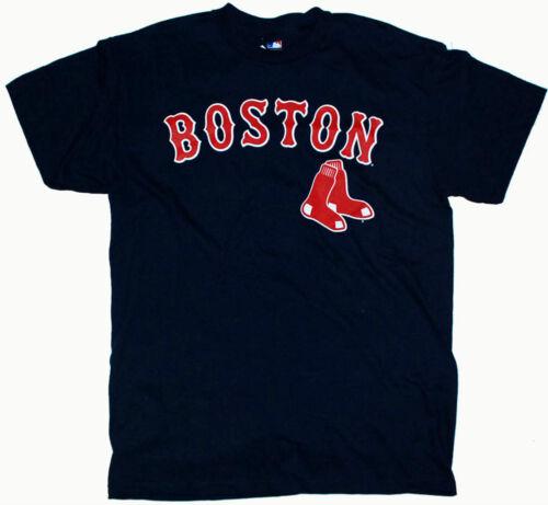 BOSTON RED SOX NUMBER #1 DAD TEE SHIRT MLB