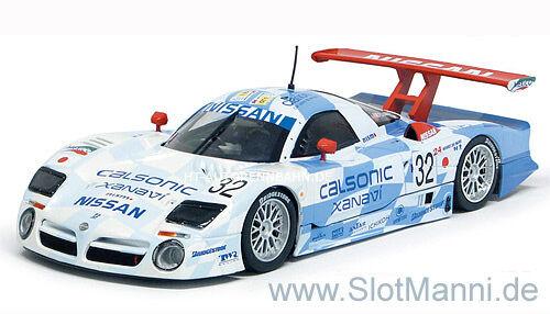 slot.it Nissan R390 GT1 TERZO lemans1998 no. 32 M 1:3 2 NUOVO