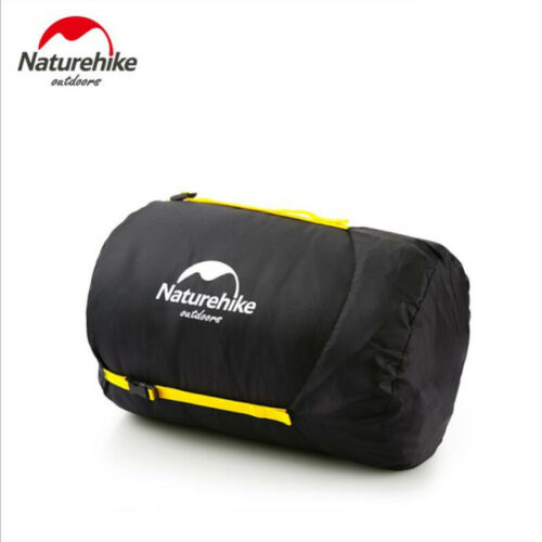 Outdoor Sleeping Bag Camping Storage Compression Stuff Sack Waterproof Pouch