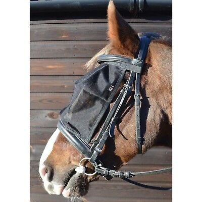 Protect Your Horse from UV Rays /& Pesky Flies Hy Fly Mask with Ears 4 SIZES