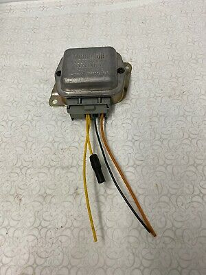 Truck Voltage Regulator 64-87 Ford Lincoln Mercury Car