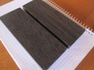 50*12*135mm 50pcs lot Bog Oak morta wood Woodturning// 1000-5800 Years Old