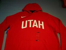 quality design f3712 e353f Nike Denver Nuggets City Edition Large NBA Hoodie Logo Club ...