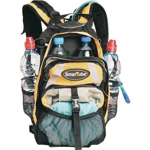 New without Tags Small Lightweight Hiking Walking Outdoor Rucksack 6L Yellow