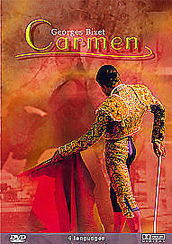 Georges Bizet - Carmen [DVD] (1988) (French Import) 6 languages
