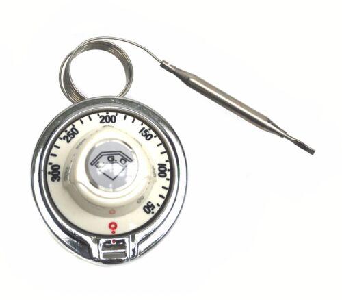 Thermostat 50~300℃ 3P 250VAC 16A COM-NC-NO 55.18262.050 Germany 1pc EGO E.G.O