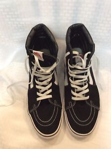 7221c0ddce EUC Vans Mens Skating High Top OFF THE WALL Shoes Size 15 Color ...