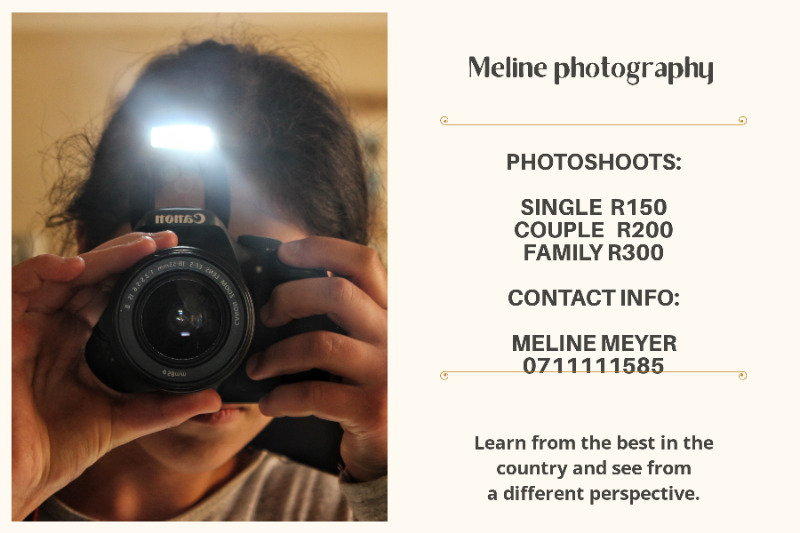 Photographer - Ad posted by Meline