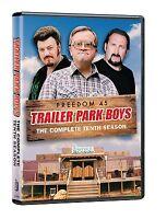 Trailer Park Boys Season 10 [includes Special Drunk, High & Unemployed] Dvd