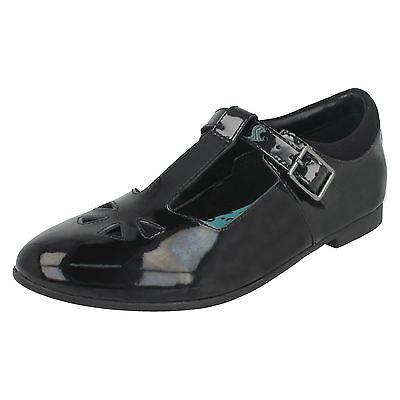 Clarks Zapatos Altos Niñas T-bar 'Selsey Play'