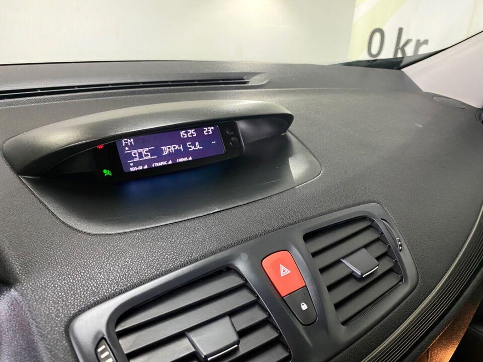 Renault Megane III 1,5 dCi 110 Expression ST Diesel modelår