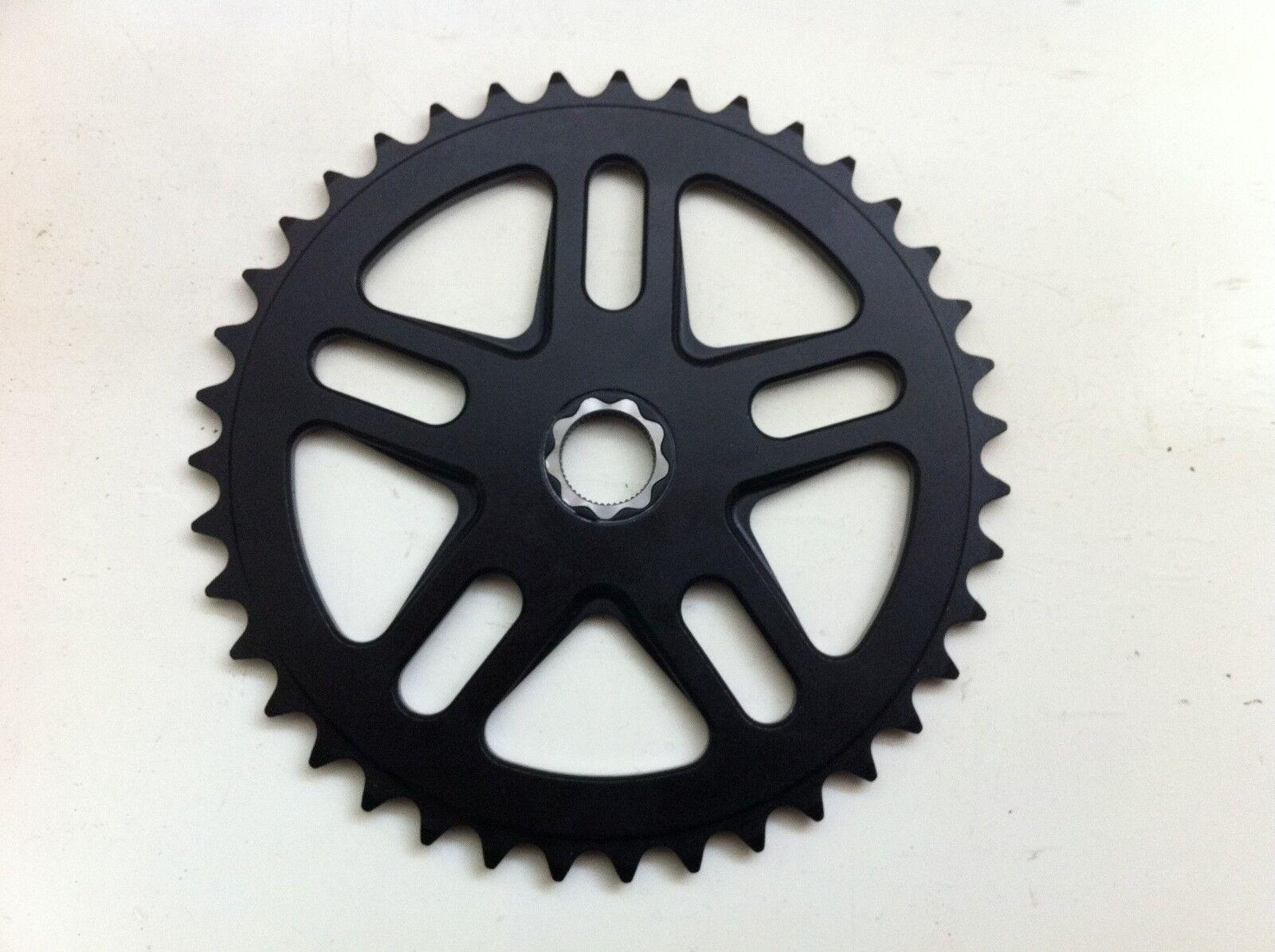 tuttioy SPLINE DRIVE Chainring Sprocket 48T19MM BMX 18 x 36T biciclettas ciclismo nuovo