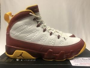 Nike Air Jordan IX 9 Retro 302370 140 Bentley Ellis Crawfish Size 11 ... f3d248846