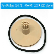Neues CDM-9 CDM 9 CDM9-Zahnrad mit Riemen für Philips CD-Player Turntab WW