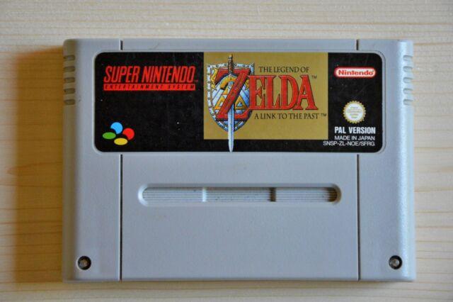 SNES - The Legend of Zelda: A Link to The Past für Super Nintendo
