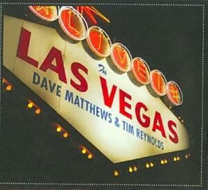 DAVE-MATTHEWS-TIM-REYNOLDS-LIVE-IN-LAS-VEGAS-DIGIPAK-NEW-CD