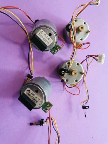 Technics SL-P CD Player Laufwerkmotor Motor MMN-6S2PR DC 4V 310 320 420 520 720