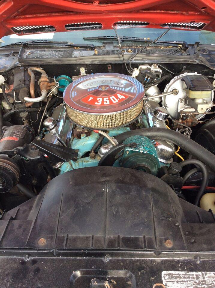 Pontiac Firebird, 5,7 V8 aut., Benzin