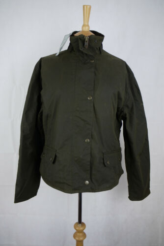 Alan Paine Sandon Waxed Jacket Size 14 RRP 139.99