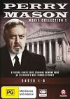 Perry Mason - Movie : Collection 1 : Cases 1-6 (DVD, 2015, 3-Disc Set)