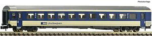 Fleischmann N 890210 EW IV-Reisezugwagen 2. Klasse der BLS AG - NEU + OVP