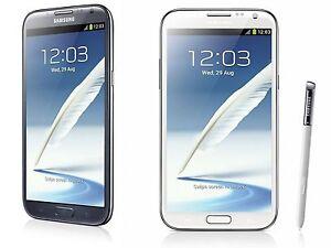 Original-Samsung-Galaxy-Note-2-II-N7105-16GB-GSM-Unlocked-4G-Phone-Black-White