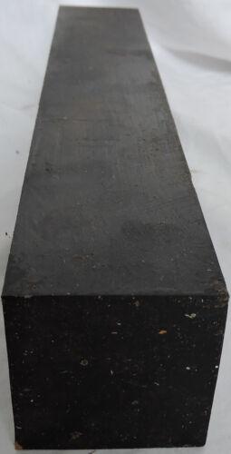 Gaboon Ebony Wood 2x2x12 Door Handles Pool Cues Woodturning Furnitures Timber