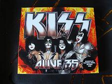 Slip Double: Kiss : Alive 35 : Live Helsinki 2008
