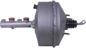 Cardone 50-9089 Remanufactured Power Brake Booster with Master Cylinder