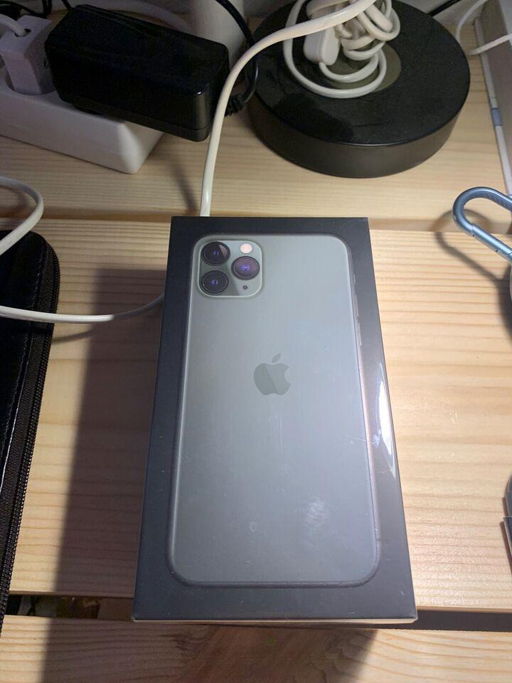 iPhone 11 Pro, 64 GB, grøn