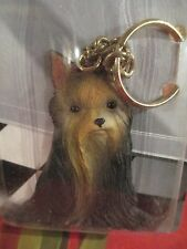 YORKSHIRE TERRIER ~ BEST FRIEND KEY CHAIN