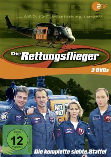 1 von 1 - Die Rettungsflieger - komplette Staffel 7  (DVDs) - DVD - NEU&OVP