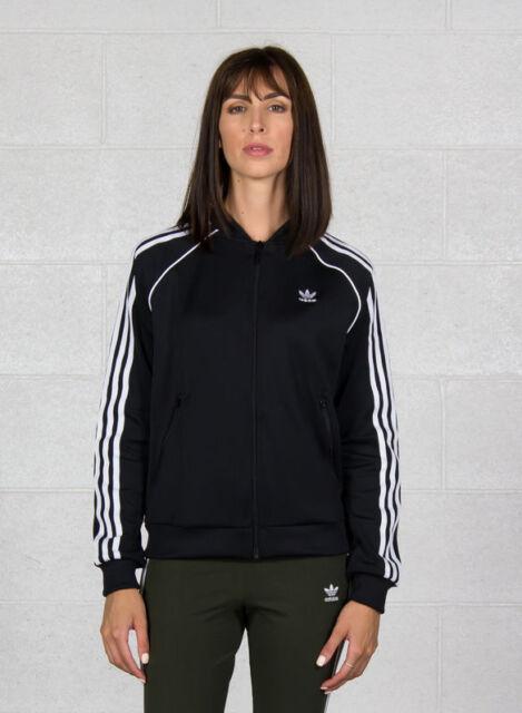 Adidas SST TT Giacca Donna Multicolore (nero) 46 (u8q)