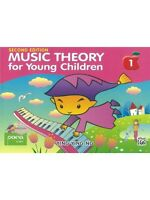 Ying Ying Ng Music Theory For Young Children 1 Revised Edition MUSIC BOOK