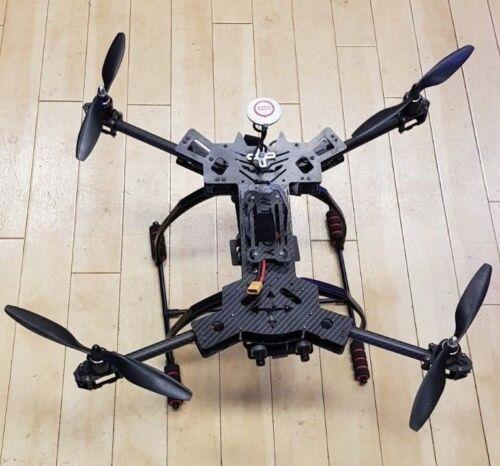 HJ H4 Rettile RC Pieghevole Quadcopter DJI Naza  GPS ldenergia 920Kv motori più Drone  il più recente