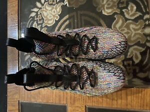NEW-Nike-LeBron-15-034-Four-Horsemen-034-Men-039-s-Size-13-5-Multicolor-BLACK-897648-901