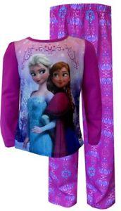 Disney Frozen ELSA /& Anna M/ädchens Pyjamas