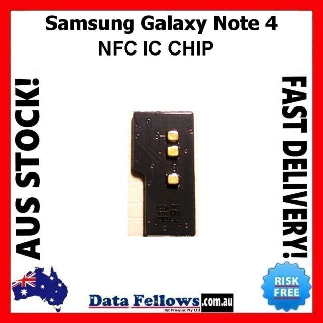 Genuine S-View Flip Cover NFC IC for Samsung GALAXY Note 4 Auto sleep wake sview