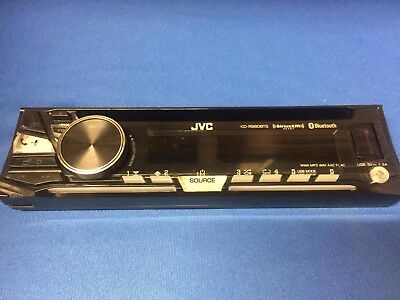 JVC KD-R980BTS FACEPLATE ONLY