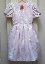 Jessica Mcclintock For Dillard's Little Girl's Pretty In Pink Dress-Size-5