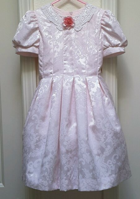 d3bf2750c18 Jessica Mcclintock For Dillard s Little Girl s Pretty In Pink Dress-Size-5