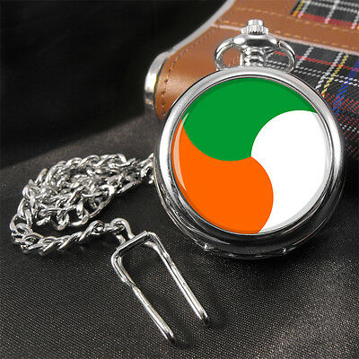 Provided Irish Air Corps Roundel Pocket Watch Watches, Parts & Accessories