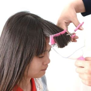 Amazing Hair Bangs Clippers Trimmer For Women And Girls Diy Hair Clip Accessories Cutting Tools Easy And Simple To Handle Braid Maintenance Beauty & Health
