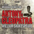 Antony and Cleopatra: Drama by William Shakespeare (CD-Audio, 2014)