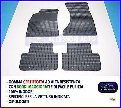 FERRARI 208 GTB TAPPETI AUTO SU MISURA tappetini in velluto 2decori