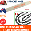 "14"" Chainsaw Bar & Chain 050 50DL Fits Stihl Chainsaw"