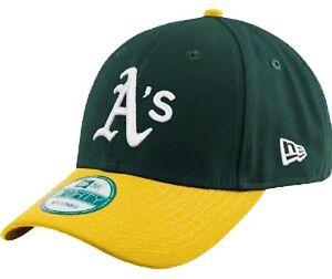 New-Era-Oakland-Athletics-The-Liga-velcroback-9forty-Gorras-ajustable-MENS-NEW