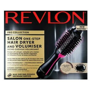 Revlon RVDR5222E Haartrockner, Styler, Volumenbürste, Warmluftbürste, Haarbürste